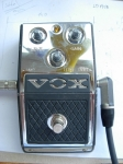 Electronic Orange: Oprava overdrive VOX V810 Valve Tone