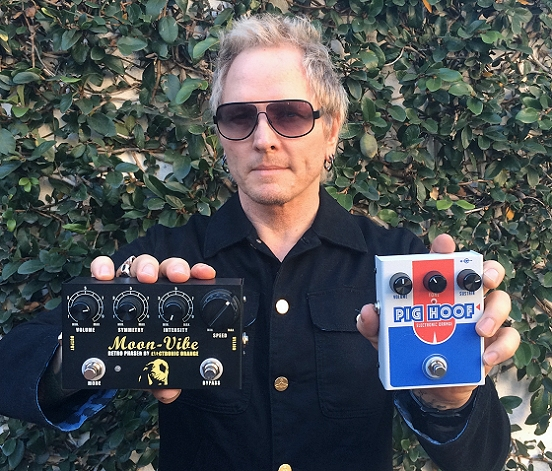 Matt Sorum of Guns NRoses owns our Pig Hoof and Moon Vibe MkII